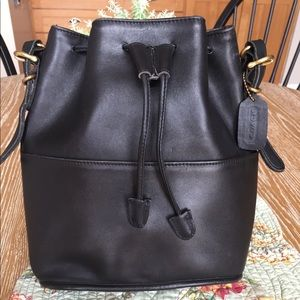 Coach Vintage Bucket Bag
